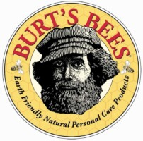 A Burt's Bees Product Label