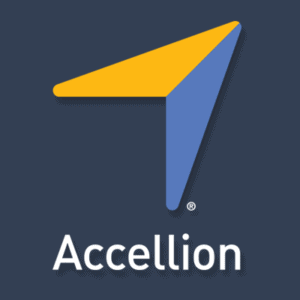 Accellion Name and Logo