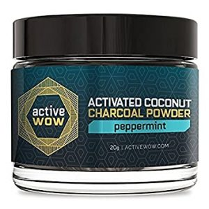 Active Wow Activated Charcoal Dentifrice