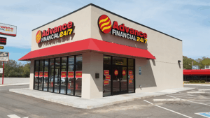 An Advance Financial 24/7 Location