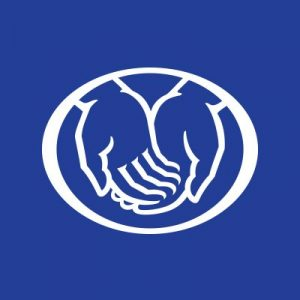 Allstate Cradling Hands Logo