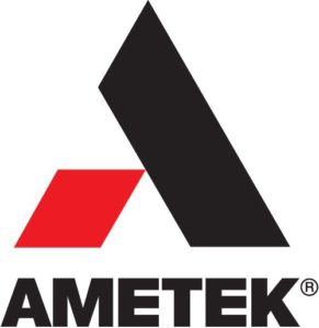 Ametek Name and Logo