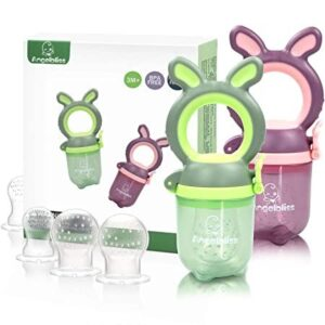 Seller Angelbliss Product Baby Fruit Feeder and Pacifier