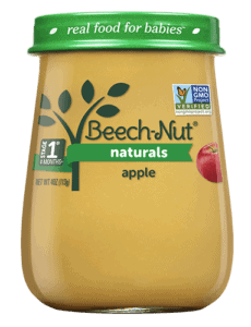 Beech-Nut Apple Stage 1 Baby Food