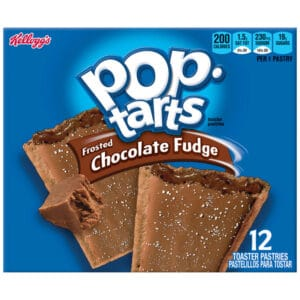 Box of Frosted Chocolate Fudge Pop Tarts