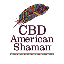 CBD American Shaman Name and Logo