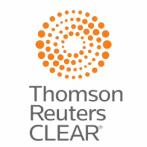 Thomson Reuters CLEAR Name and Logo