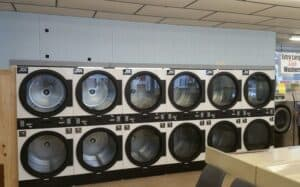 A Bank of CSC Dryers