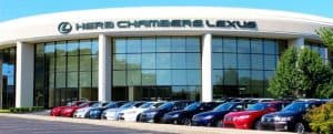 A Herb Chambers Auto Dealership in Massachusetts