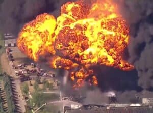 Chemtool Facility Explosion and Fire