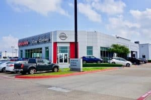 Clay Cooley Nissan Irving Dealership