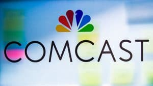 Comcast Name and Logo