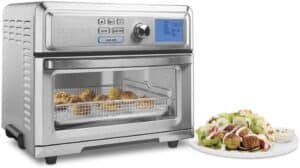 The Cuisinart TOA-65 Digital AirFryer Toaster Oven