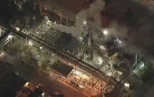 Dow Chemical Plant in Pittsburg, California