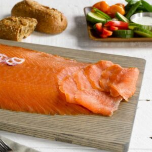 Ducktrap RIver of Maine Smoked Salmon