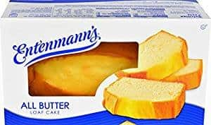 Box of Entenmann's All Butter Loaf Cake