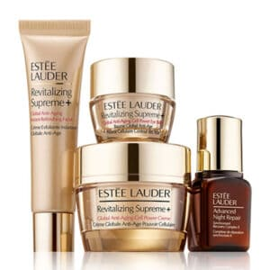 A Selection of Four Estee Lauder Products