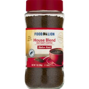 Food Lion Instant Coffee