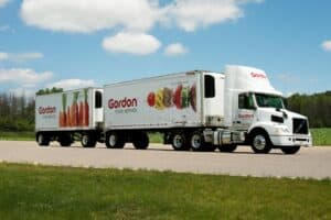 Gordon Food Service Truck