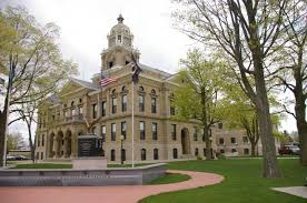 Gratiot County Courthouse, Michigan