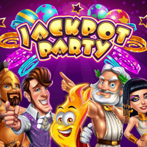 Graphic for Jackpot Party Gambling Game