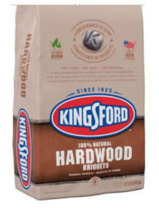 Kingsford 100% Natural Hardwood Briquettes