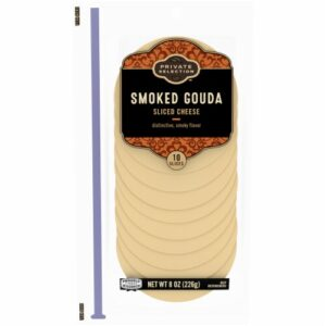 Kroger Private Selection Smoked Gouda