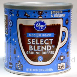 Kroger Select Blend Ground Coffee