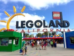 Gate to Legoland California