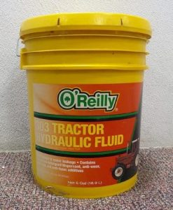 Five-Gallon Container of O'Reilly 303 THF