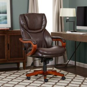 Bonded Leather Chair from Office Depot