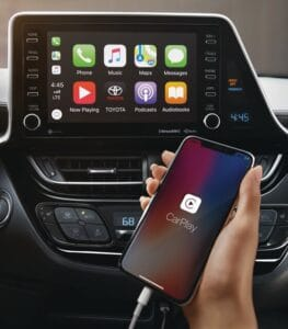 Pairing a Phone with a Toyota Phone System