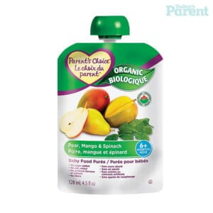 Parent's Choice Baby Food Pouch
