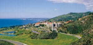 Pepperdine University's Malibu Campus