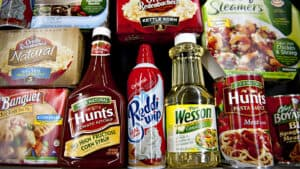Products from ConAgra Foods