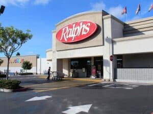 A Ralph's Grocery Store