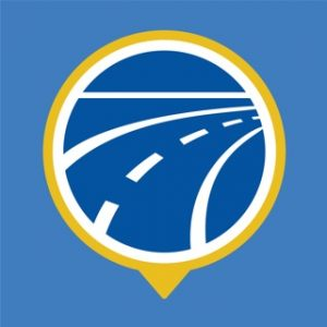 Safety Insurance Curving Road Logo