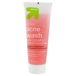 Up & Up Oil-Free Acne Wash
