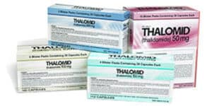 Four Boxes of Thalomid