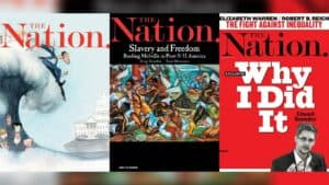 Three Covers for The Nation