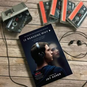Audiotapes and DVD of Thirteen Reasons Why