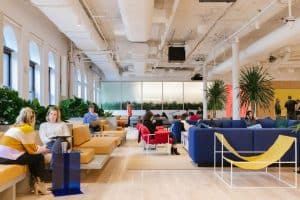 A WeWork Space