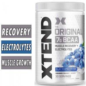Container of Xtend Original BCAA