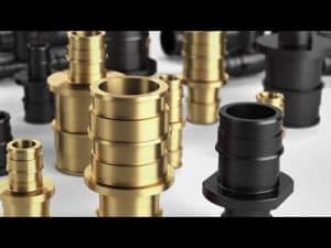 Zurn Pipe Fittings in Brass and Other Materials