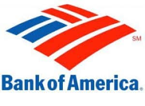 Bank of America Logo and Name