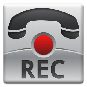 "Telephone Receiver, Red Light, Letters ""REC"""