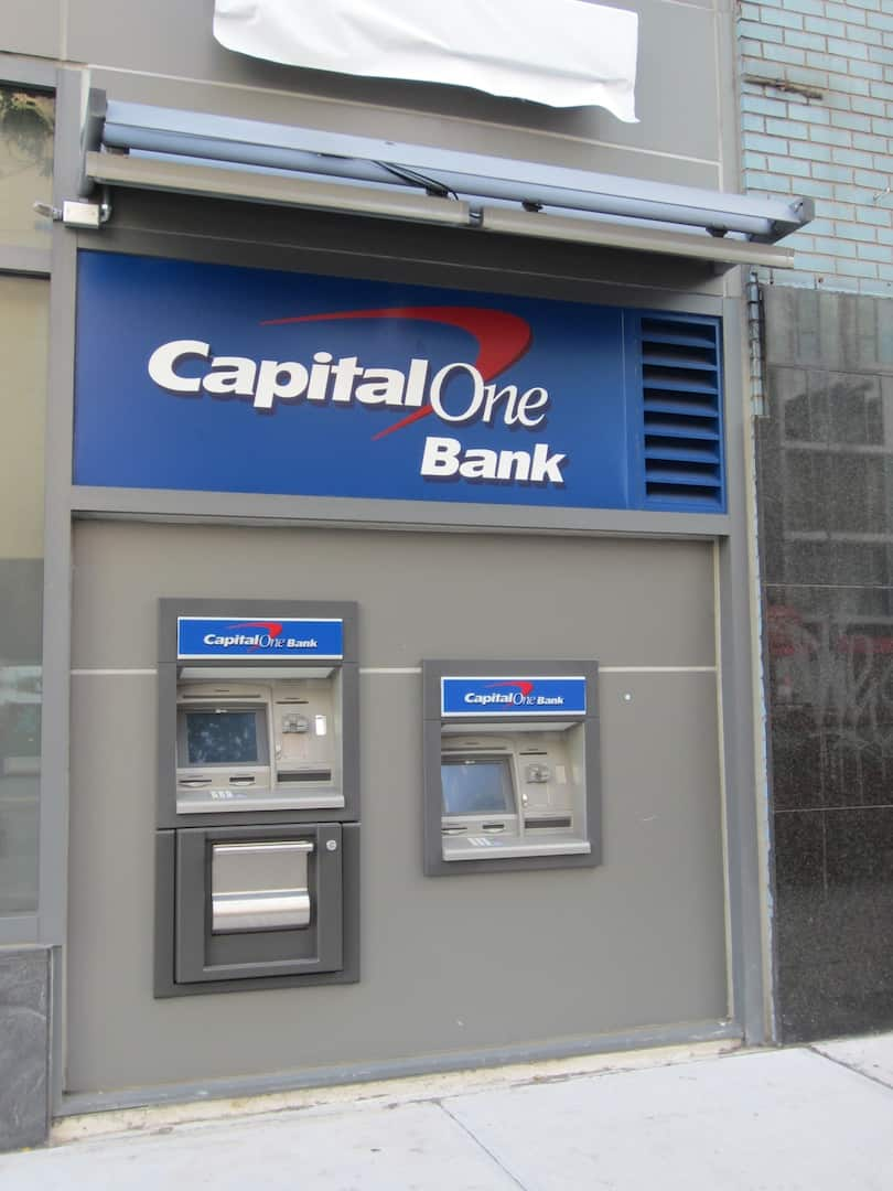 Capital One Charges ATM Fees in Breach of Agreement Class Action