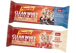 Two Clean Whey Protein Bars