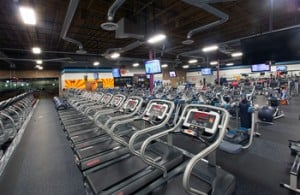 Crunch Waterfront Fitness Club