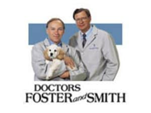 Painting of Doctors Holding Dog